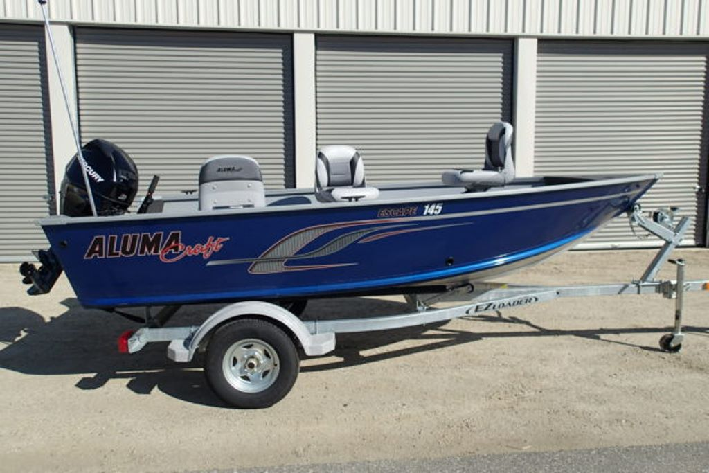 New Aluma Craft Escape 145 Image