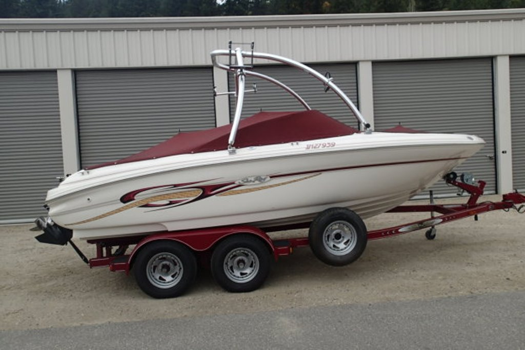 2000 SeaRay 190 Image