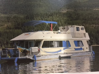 1987 Three Buoys Sunseeker Houseboat Image