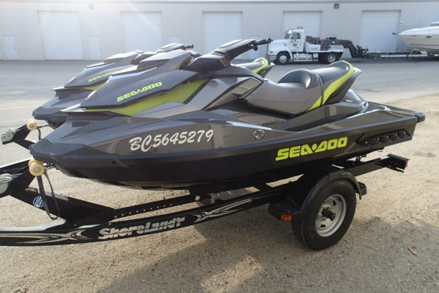 2015 Sea Doo GTI Limited 155 Image