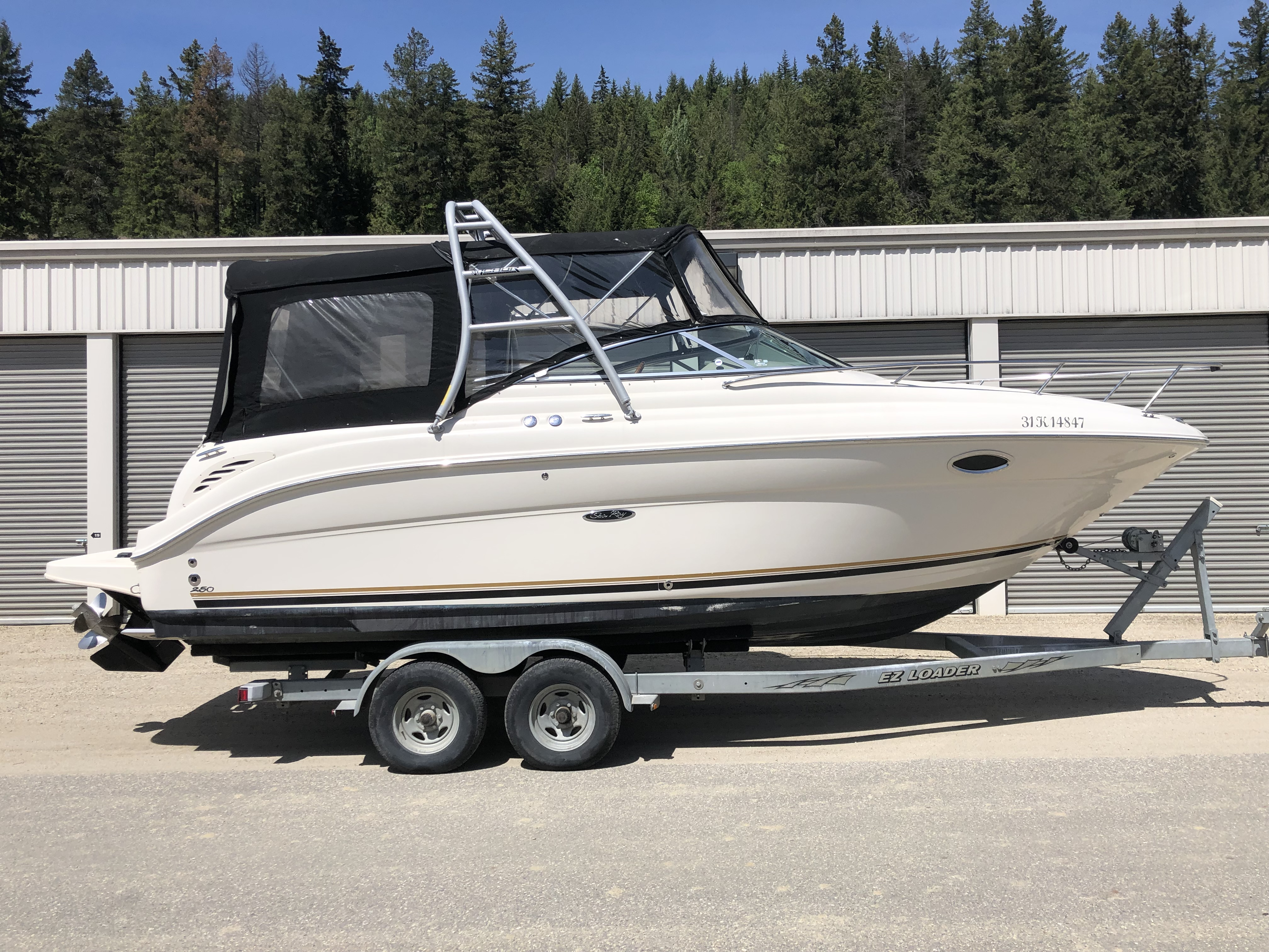 2006 SeaRay 250 Amberjack Image