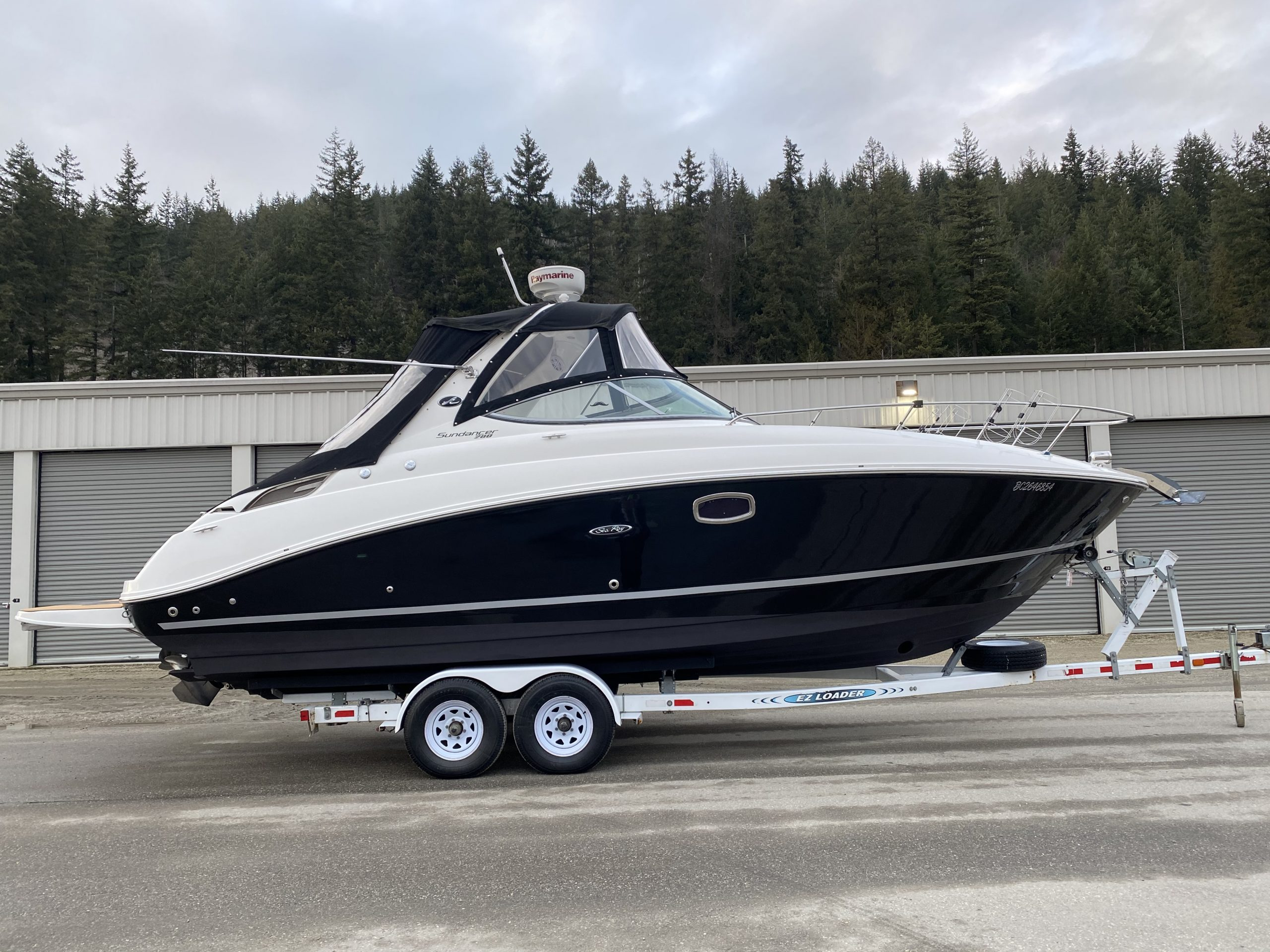 2010 Sea Ray 280 Sundancer Image
