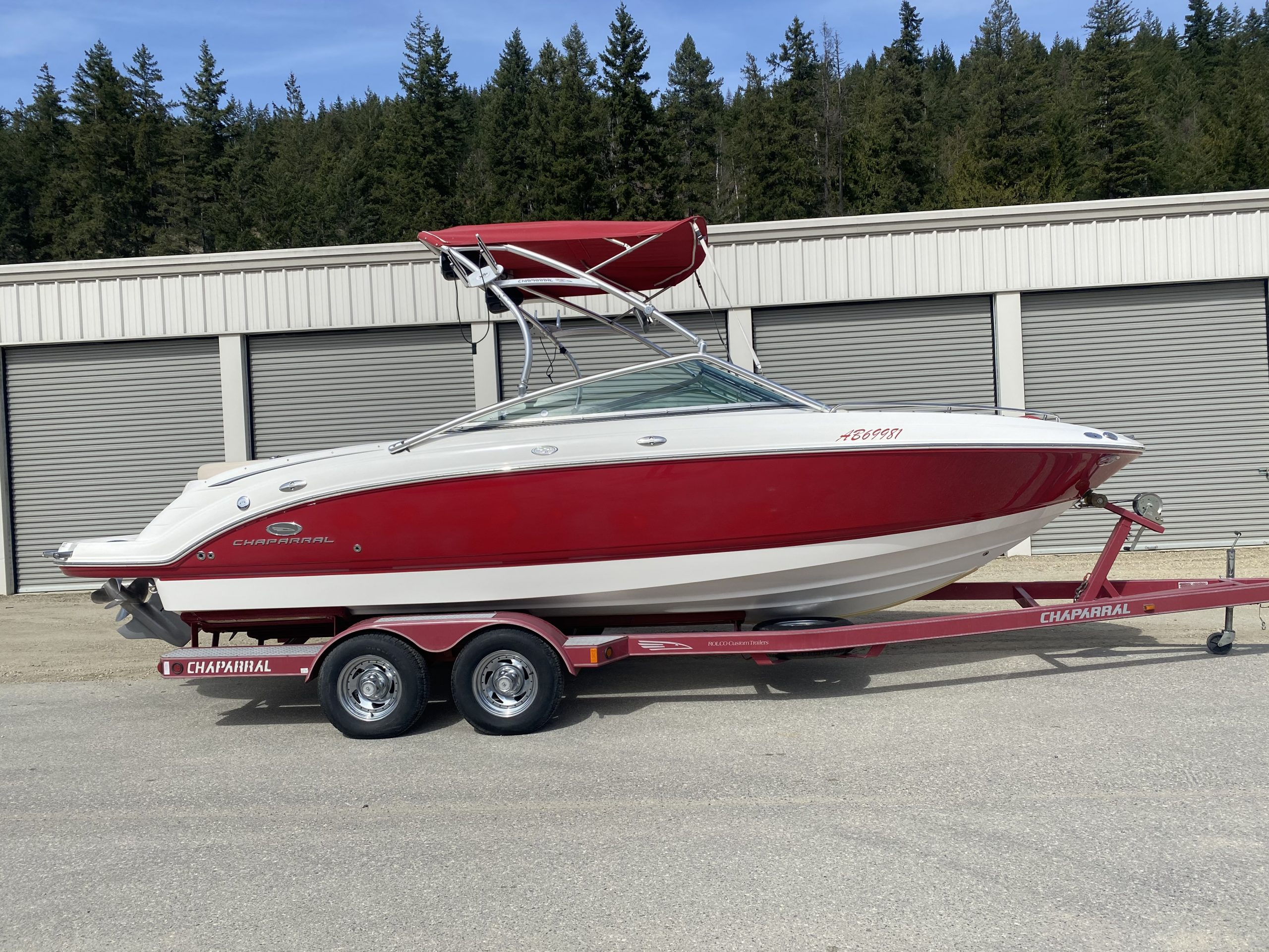 2006 Chaparral 236 SS Image