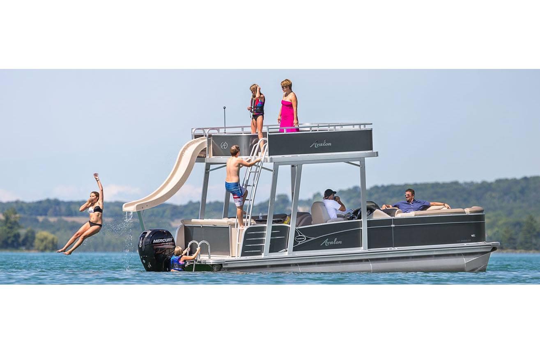 2021 Avalon Catalina Platinum Entertainer Funship Image